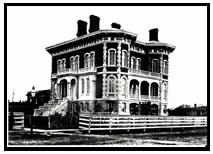 Mansion in 1866